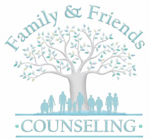 Family and Friends counseling logo